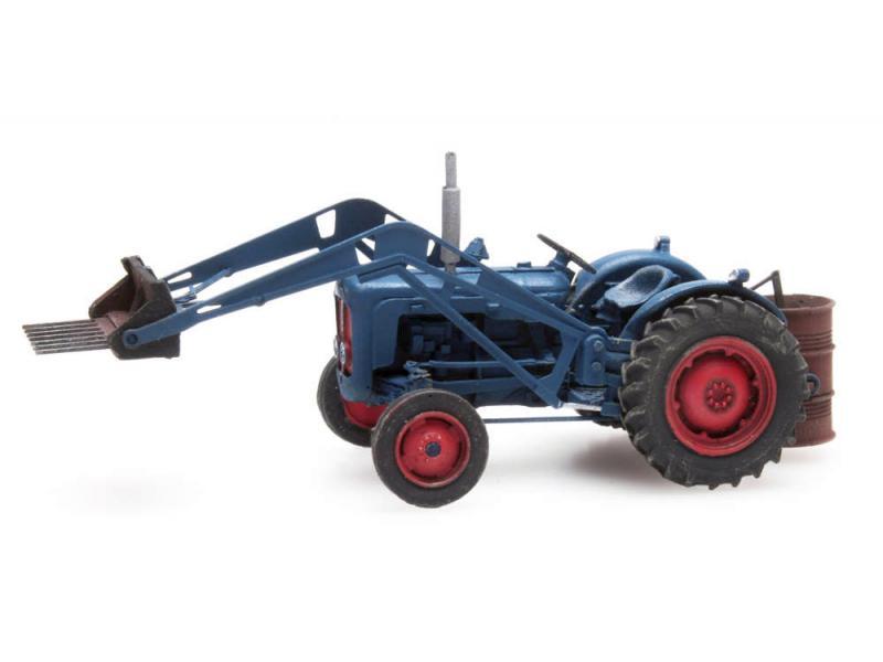 traktor ford mit frontlader neu 2017 artitec models b v. Black Bedroom Furniture Sets. Home Design Ideas