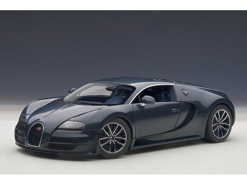 bugatti veyron 16 4 super spo autoart 70938. Black Bedroom Furniture Sets. Home Design Ideas
