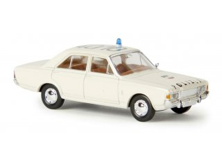"P7B Brekina 19403-1//87 Ford 17M /""Polizei/""  Td Neu"