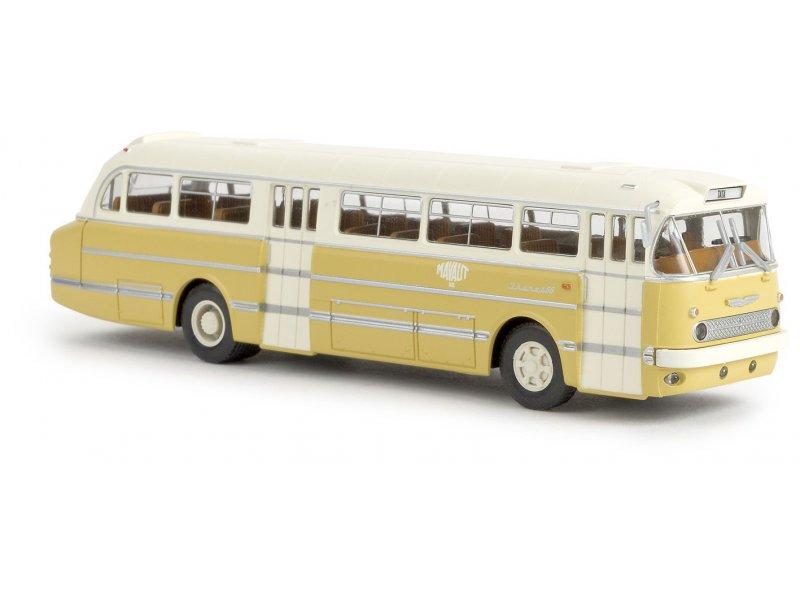 Ikarus 66 stadtbus mavaut t neu juli brekina 59553 for Ikarus frankfurt