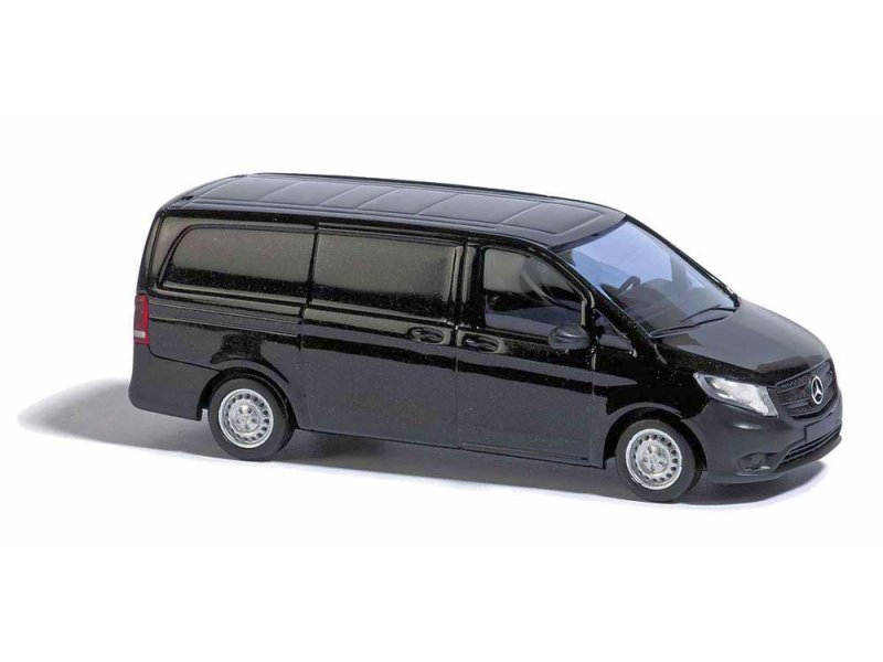 mercedes vito cmd schwarz neuheit messe 2015 busch 51104. Black Bedroom Furniture Sets. Home Design Ideas