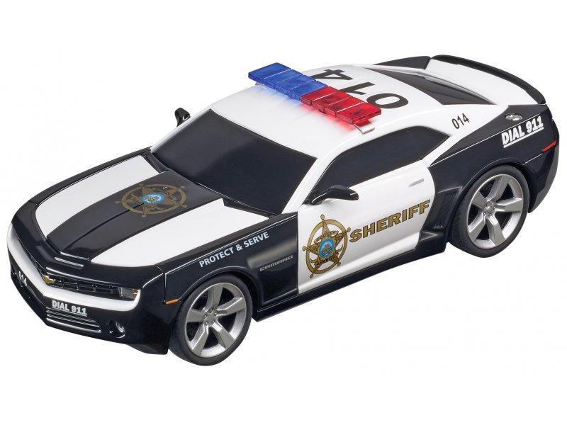 chevrolet camaro sheriff carrera 30756. Black Bedroom Furniture Sets. Home Design Ideas