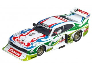 CARRERA DIGITAL 124 - Ford Capri Zakspeed Turbo Liqui Moly Equipe, No.55
