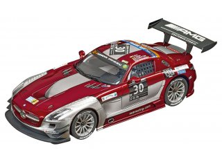 CARRERA DIGITAL 124 - Mercedes-Benz SLS AMG GT3 Ram Racing, No.30 Hankook 24H Dubai 2015