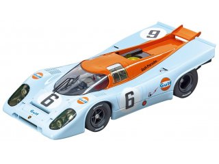 CARRERA DIGITAL 124 - Porsche 917K J. W. Automotive Engineering No.6, Watkins Glen Test 1970