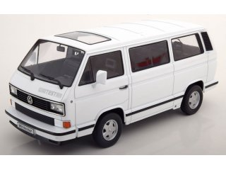1:18 VW Bus T3 White Star, 1993, white