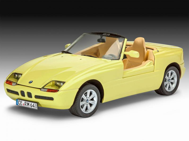 bmw z1 neuheit 2015 revell 7361. Black Bedroom Furniture Sets. Home Design Ideas
