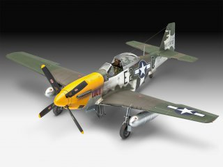 P-51D-5NA Mustang (early version)