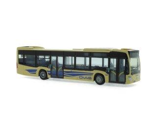 Rietze Gelenkbus Mercedes O 405 GN2 WSW mobil Wuppertal 76407