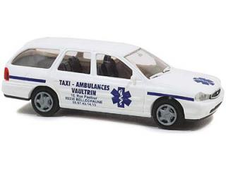 Ford Mondeo Turnier Taxi (FR), 1:87