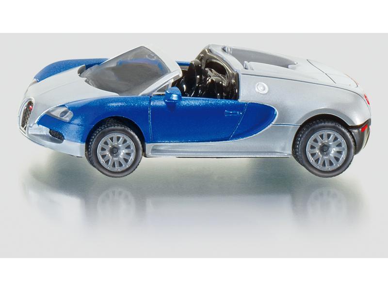 bugatti veyron grand sport siku 1353. Black Bedroom Furniture Sets. Home Design Ideas