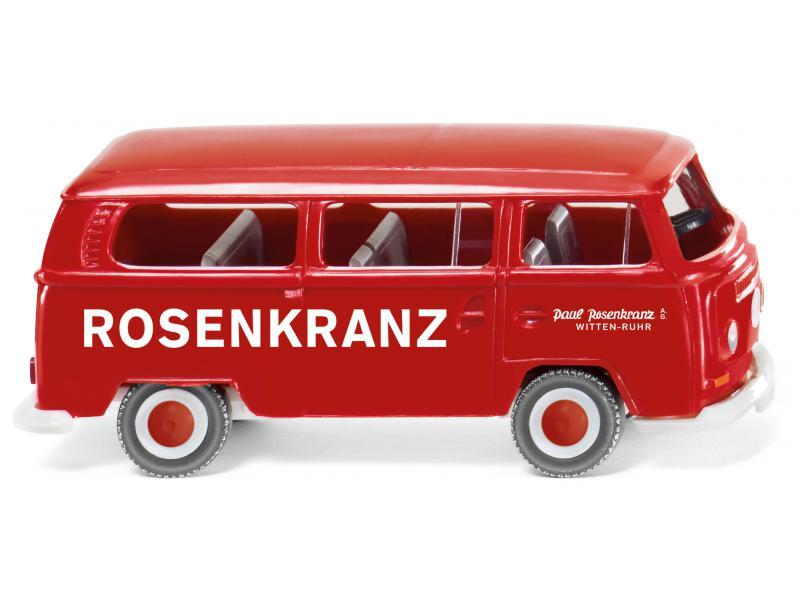 "H0 /""Rosenkranz/"" 1:87 Wiking 085133 Tiefladeanhänger Scheuerle"